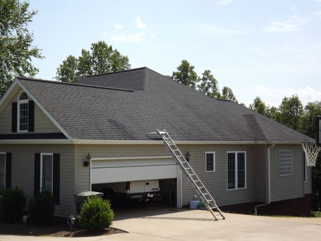 Soft Wash Roof Cleaning In Greenville Amp Greer Sc